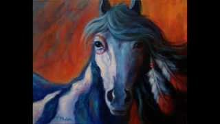 Wild Horses~MAZZY STARR  (Stones cover)