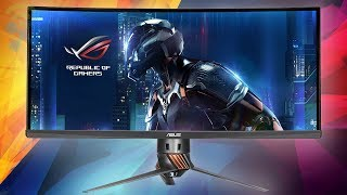 Top 5 Best Gaming Monitors of 2018