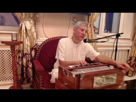 Шримад Бхагаватам 4.13.41-44 - Кришна Смаранам прабху