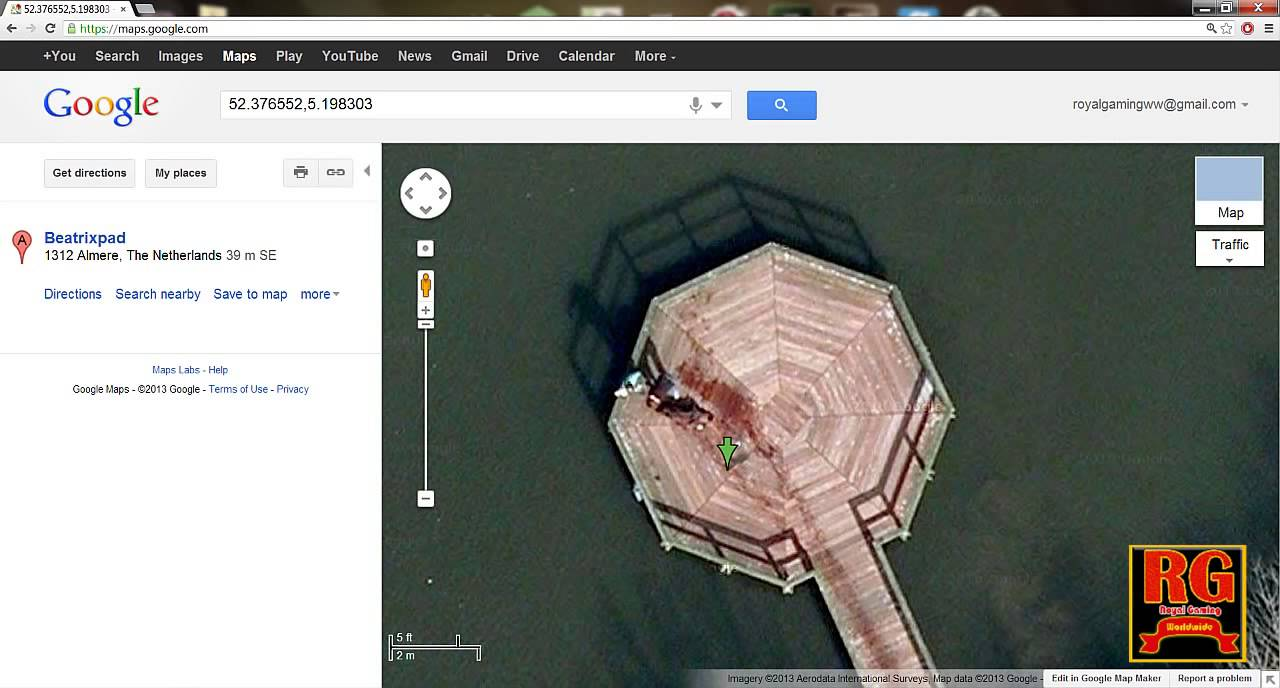 Google Maps: 2 Men Caught Dragging Dead Into Lake MUST SEE ... on
