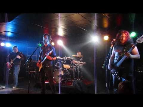 End of Nine - Niederschlag (live @ Crowded House, 26.02.2011)