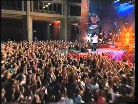 "Stefano Baldasseroni w/Moony @ Tim Tour 2003 - ""Dove"""