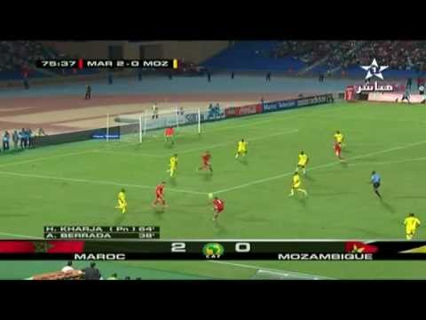 Maroc Vs Mozambique / full match 13.10.2012 (Africa Cup of N