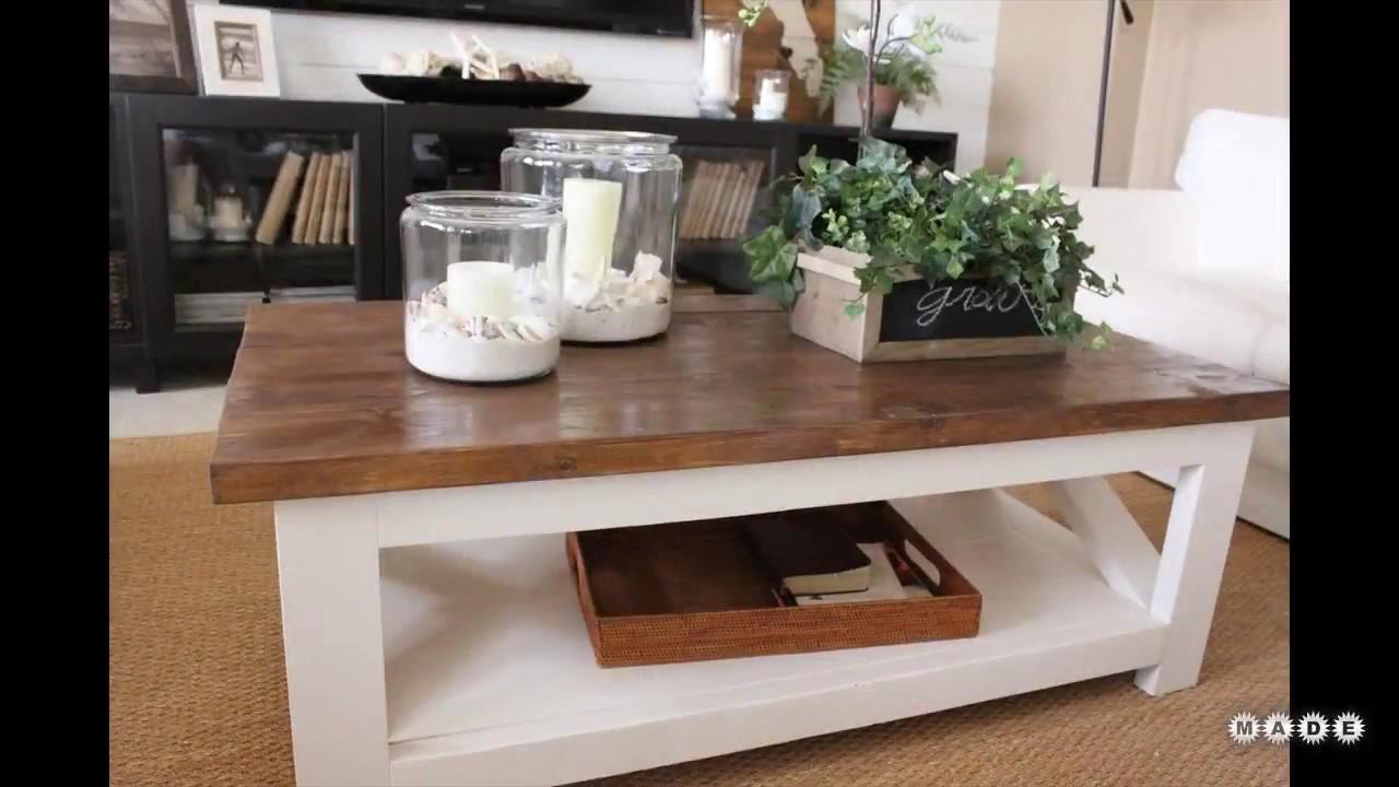Coastal Coffee Table Ideas