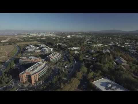 ZDF: Google Doku 2016 (Aerials of Silicon Valley & San Fransisco 1080p)