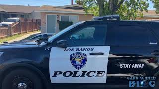 Four people arrested, guns seized in separate Los Banos shooting investigations (California)