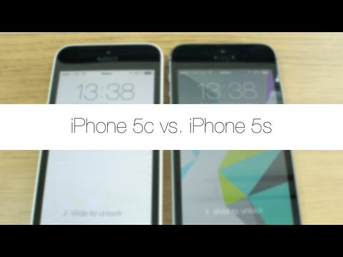 iPhone 5s vs. iPhone 5c - Full Comparison