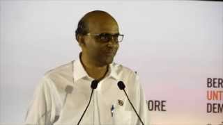 Speech by DPM Tharman Shanmugaratnam (Jurong GRC)