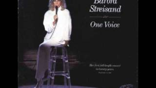 Barbra Streisand - Over The Rainbow - Live Concert (1986)