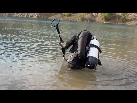 Пробное погружение на озерах