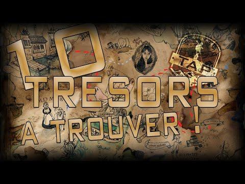 10 TRÉSORS INCROYABLES À TROUVER EN FRANCE