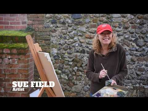 Artists give top landscape painting tips at Paint Out Norwich 2017