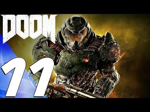 DOOM 4 (2016) - Gameplay Walkthrough Part 11 - I Am Vega [1080P 60FPS]