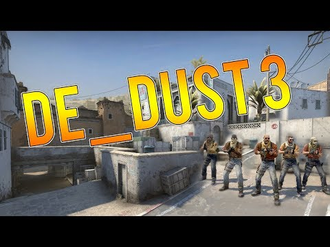 IZASAO NOVI DUST 2   de_dust 3 (CS:GO)