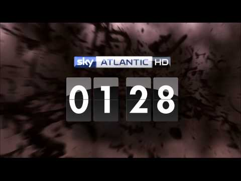 Start of Sky Atlantic HD Germany - The Home of HBO