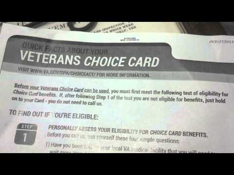 Veterans Access Choice and Accountability Act - Update