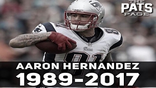Aaron Hernandez Tribute  ᴴᴰ