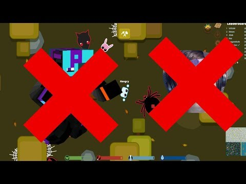 99% of people will not survive Starve.io