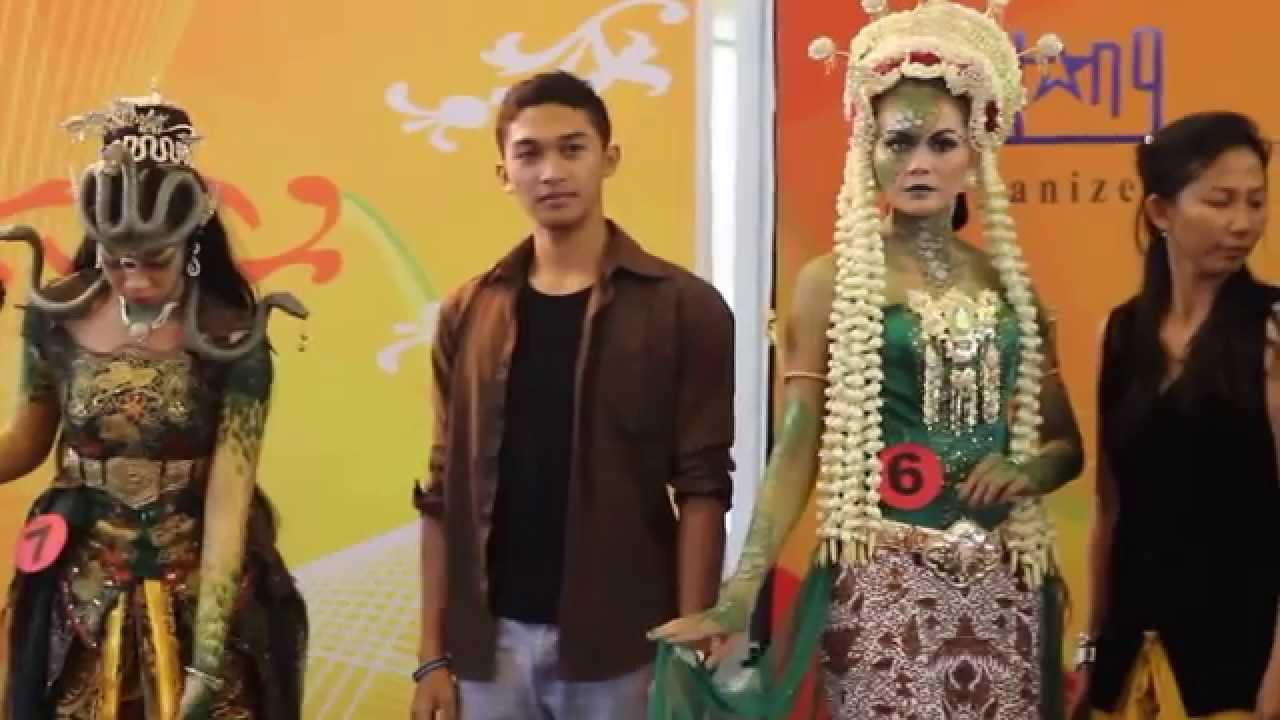 Gaun Pengantin Ala Nyi Roro Kidul Inspirasi Pernikahan