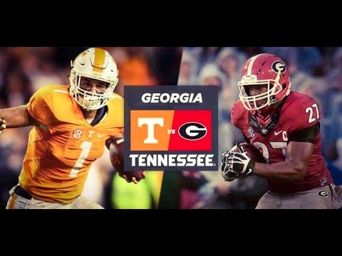 georgia-bulldogs-vs-tennessee-volunteers-hype-2016