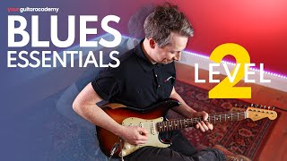 Essential Blues Guitar Lessons Level 2  [Lesson 13 of 20] Master The Slow Blues