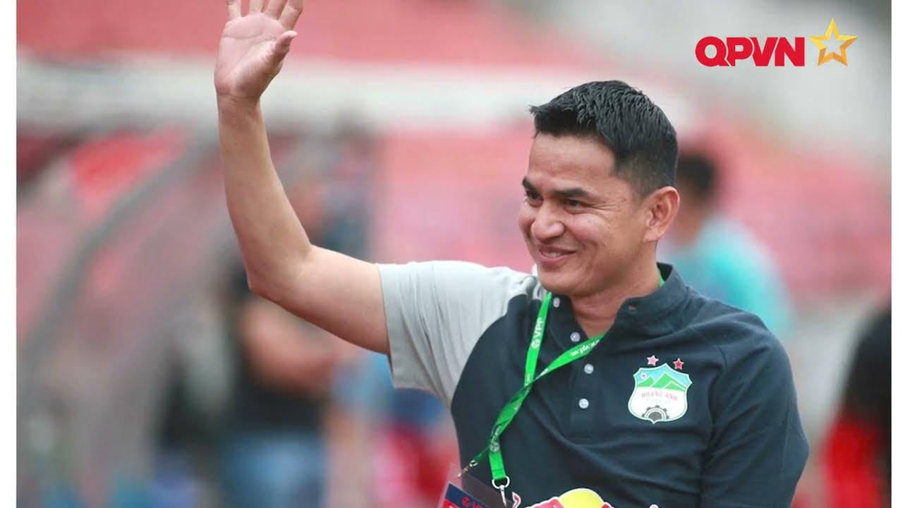 HLV Kiatisuk thừa nhận HAGL thắng may mắn Nam Định