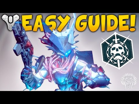 Destiny Wrath of the Machine: FINAL BOSS AXIS GUIDE! Easy Archon Prime Tutorial (Rise of Iron Raid)