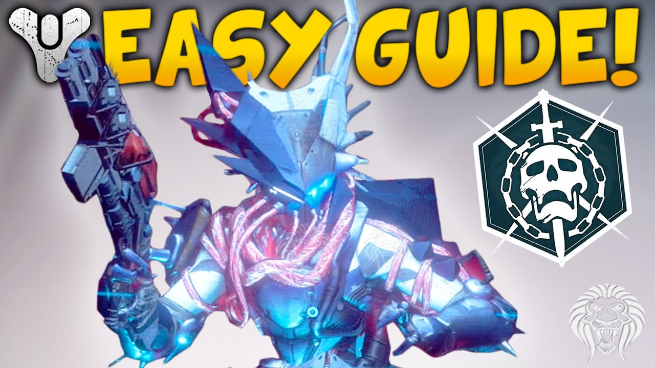 destiny wrath of the machine final boss aksis guide easy archon