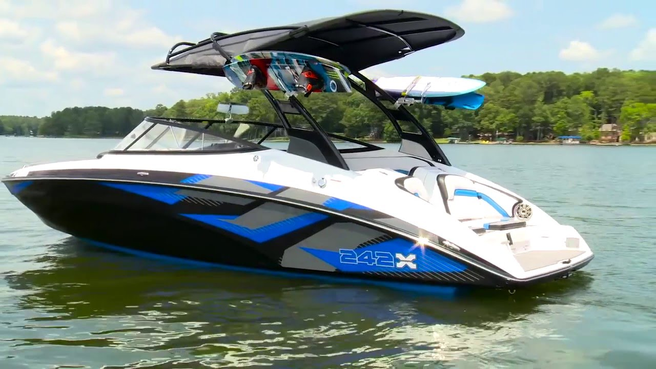 2018 Yamaha Jet Boats >> 2016 Boat Buyers Guide Yamaha 242 X E Series Youtube