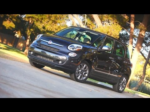 2015 Fiat 500L - Review and Road Test