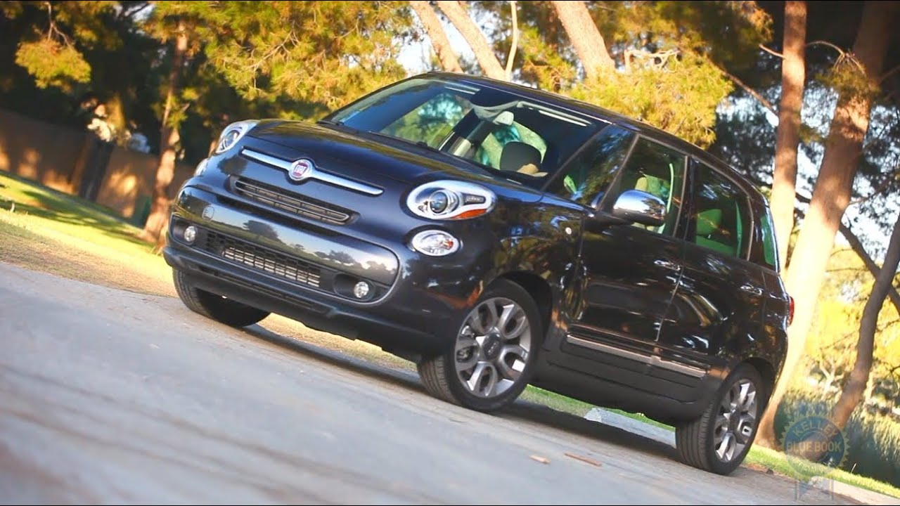 2015 fiat 500l - review and road test - youtube