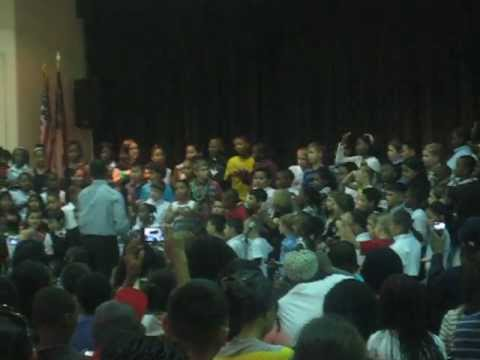 Greenway Park Elementary School Spring Concert