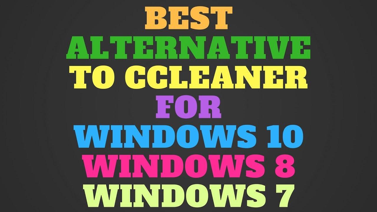 Windows 10 Alternative