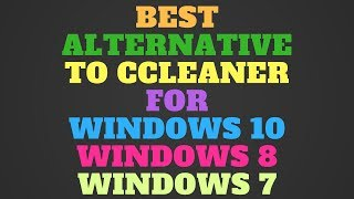 Gambar cover Best Alternative To CCleaner For Windows 10