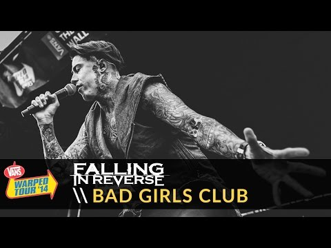 Falling in Reverse - Bad Girls Club (Live 2014 Vans Warped Tour)