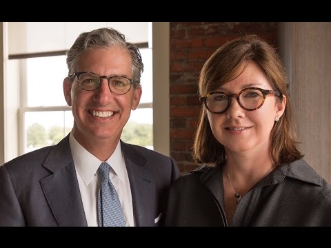Brother & Meredith Rutter: Downtown Norfolk Council's 2016 Downtowners of the Year
