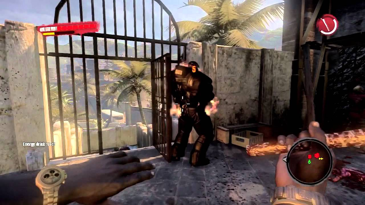 How To Kill Ram Dead Island
