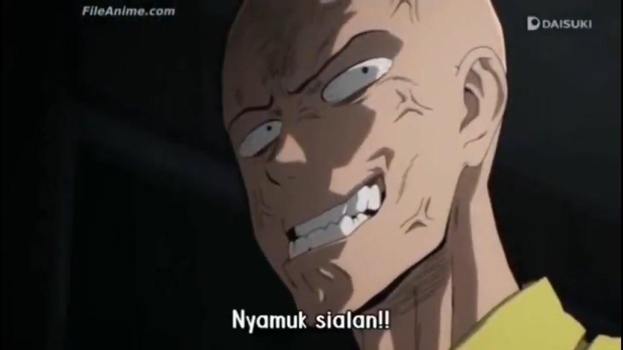 Punch man episode 13 subtitle indonesia
