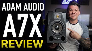 ADAM Audio A7X Review | Do They Live Up To The Hype?