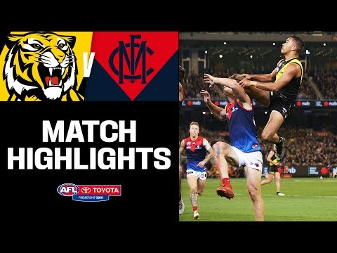 Sydney Stack makes a name for himself | Richmond v Melbourne Highlights | Round 6, 2019 | AFL