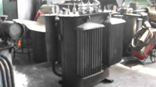 трансформатор 400(Обзор трансформатора ТМ 400 Р 400 кВа., 2013-08-14T15:42:12.000Z)