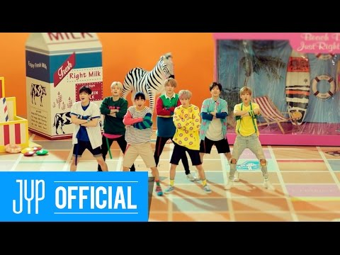 "Cover Lagu GOT7 ""Just right(딱 좋아)"" M/V STAFABAND"