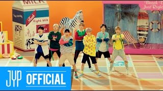 "GOT7(갓세븐) ""Just right(딱 좋아)"" M/V Download GOT7 the 3rd mini a..."
