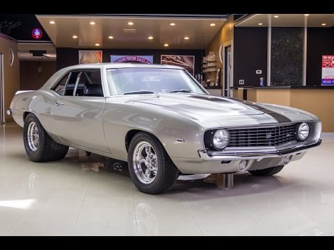 1969 Chevrolet Camaro Pro-Street For Sale