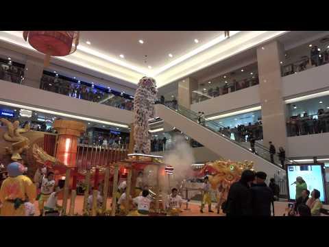 Led Lion Dragon Dance