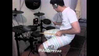Mesa de Saloon - Drum cover - Matanza