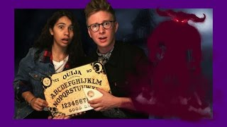 Ouija Mischief with Alessia Cara | The Tyler Oakley Show