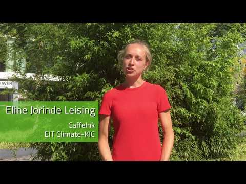 Eline Jorinde Leising - EIT CHANGE AWARDS nominee 2017