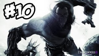 Darksiders 2 Gameplay Walkthrough - Part 10 - WE HEAD NORTH!! (Xbox 360/PS3/PC Gameplay)