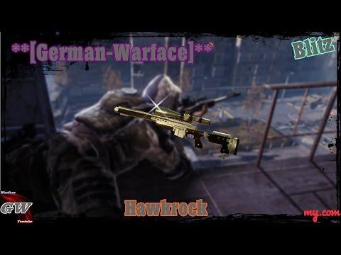 Warface #001 Hawkrock [PvP] [Blitz] [German] [HD]